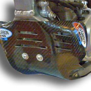 Suzuki Bashplate - RMZ250 2007-09