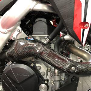 Honda Exhaust Guard - CRF 450 2019-20
