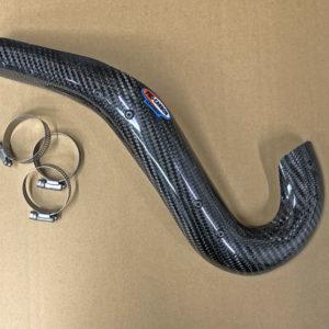 Honda Exhaust Guard - CRF 450 2019-20 For Yoshimura pipe
