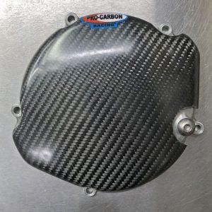Honda Engine Case Cover - Clutch side - CR125 2000-07