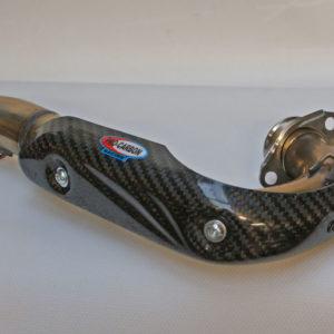 Honda Exhaust Guard - CRF 450 2015-16