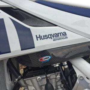 Husqvarna Tank Cover - 2016-18 - Sides - FC 250/350/450