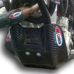 KTM Skid Plate - 350 EXC-F 2012-16