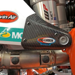 KTM Decal Protectors -   SX/SX-F ...  XC/XC-F ...  125 to 450 ... Year 2019-22