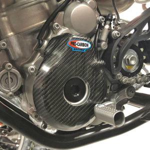 KTM Engine Case Cover - Ignition side -  250/350 EXC-F 2017-22