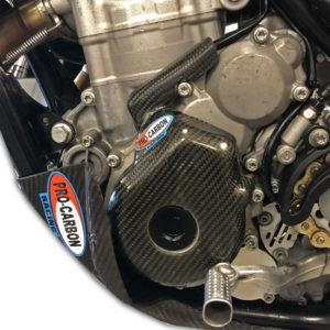 Husqvarna Engine Case Cover - Ignition side - FC250/350 2017-22
