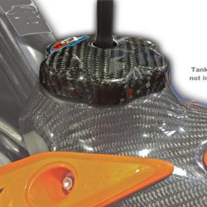 KTM Tank Fuel Cap - 125/250/350/450 SX / SX-F 125/250/350/450   2016-22