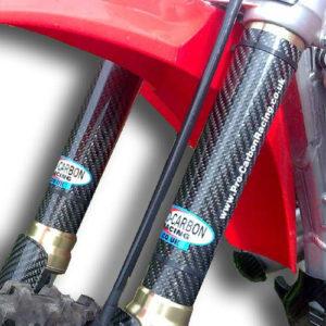 Honda Upper Fork Protectors - CRF 250/450 All years