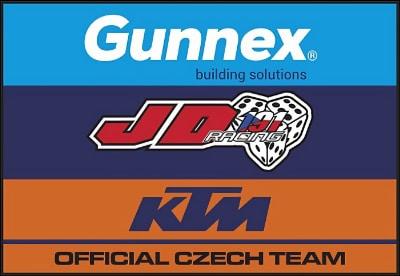 Gunnex JD KTM Official Czech Team