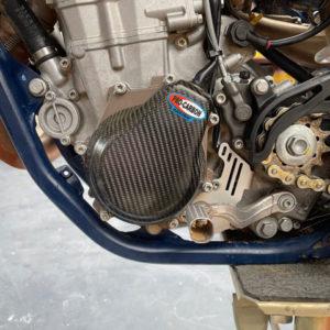 Husqvarna Engine Case Cover - Ignition side - FC450 2017-22