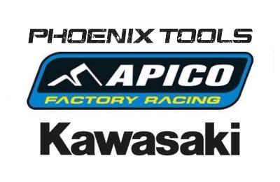 Phoenix Tools Apico Factory Racing Kawasaki