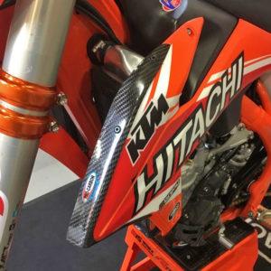 KTM Radiator Shroud Tips 2019