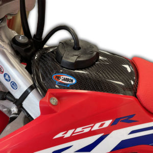Tank cover CRF250 CRF450 2021 2022